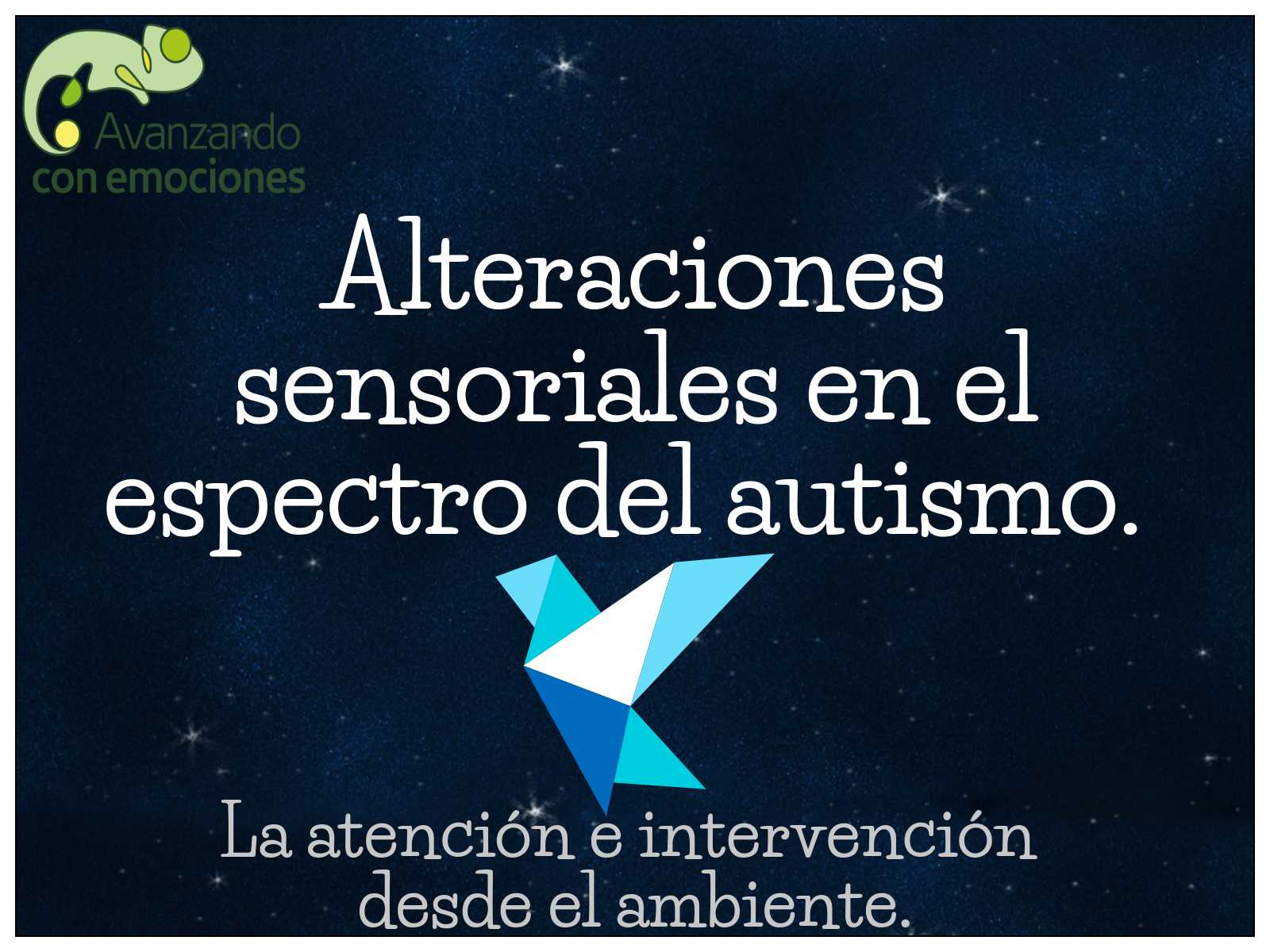 Alteraciones sensoriales en el espectro del autism…