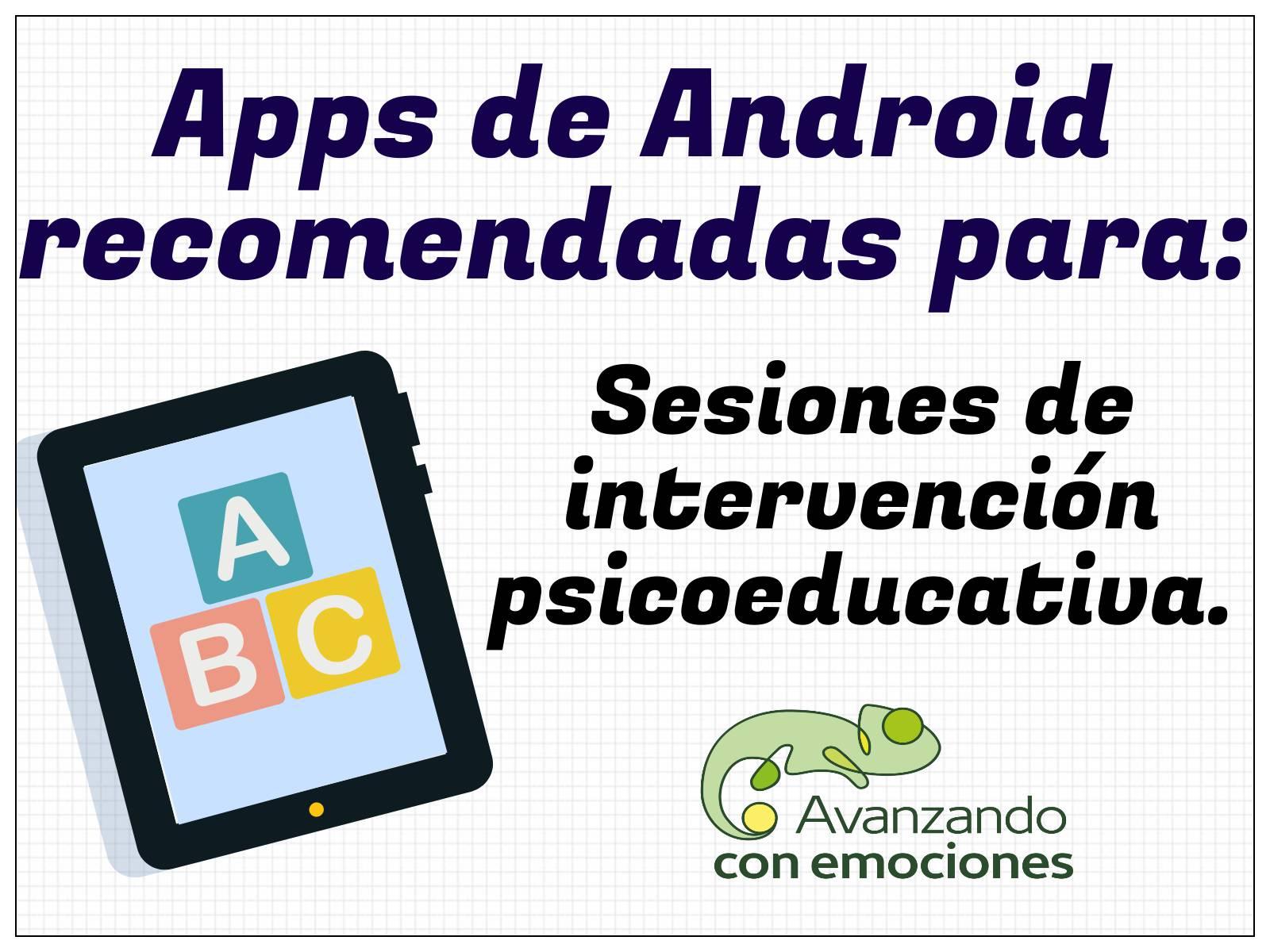 Apps de android recomendadas para sesiones de inte…
